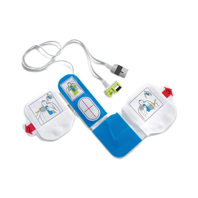 ZOLL CPR-D demonstration and training electrode