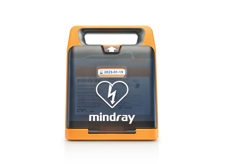 Mindray BeneHeart C2 Fully Automatic Defibrillator Front