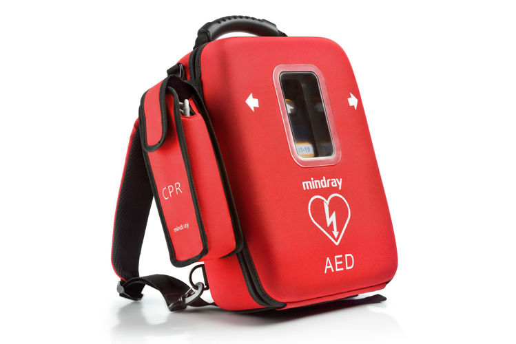 Mindray Red Backpack