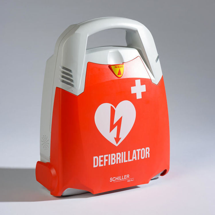 SCHILLER FRED PA-1 Fully Automatic Defibrillator