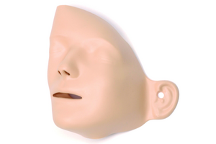 Adult Manikin Faces (Pack of 6) - Light