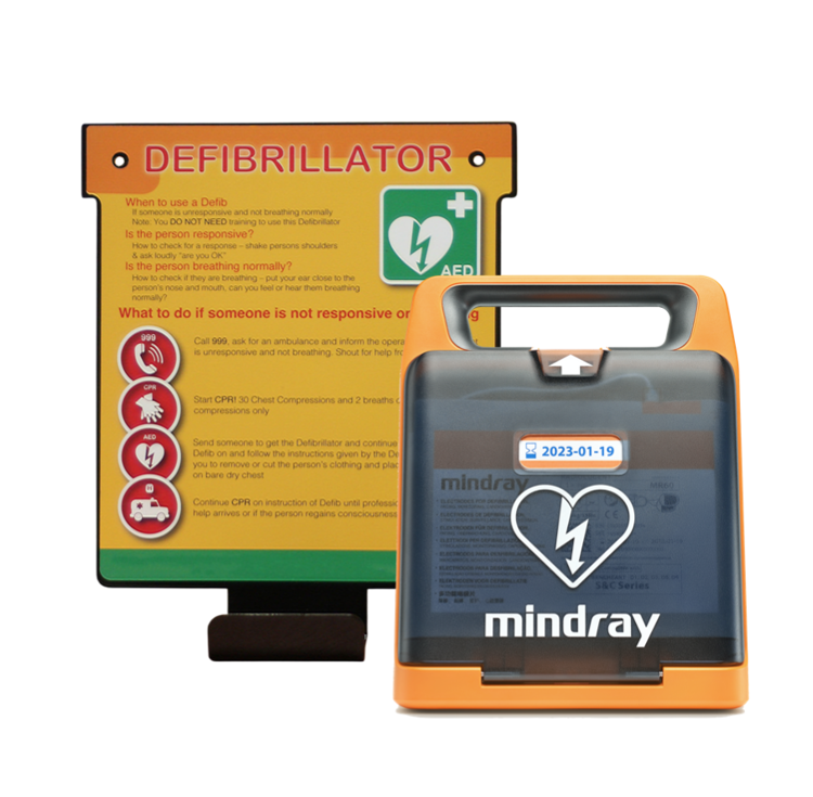Mindray C2 and Bracket Package