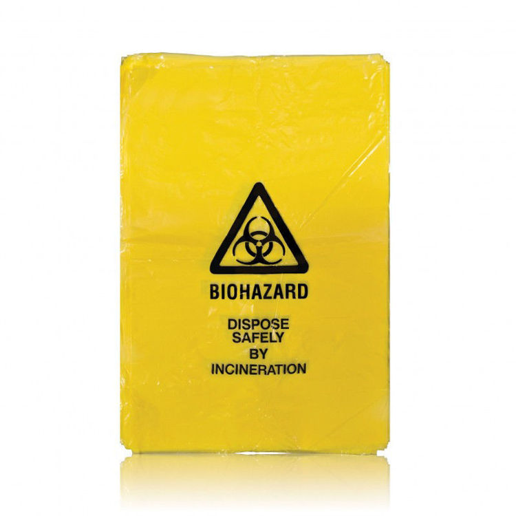 Medium Clinical Waste Bags (Pack of 100)