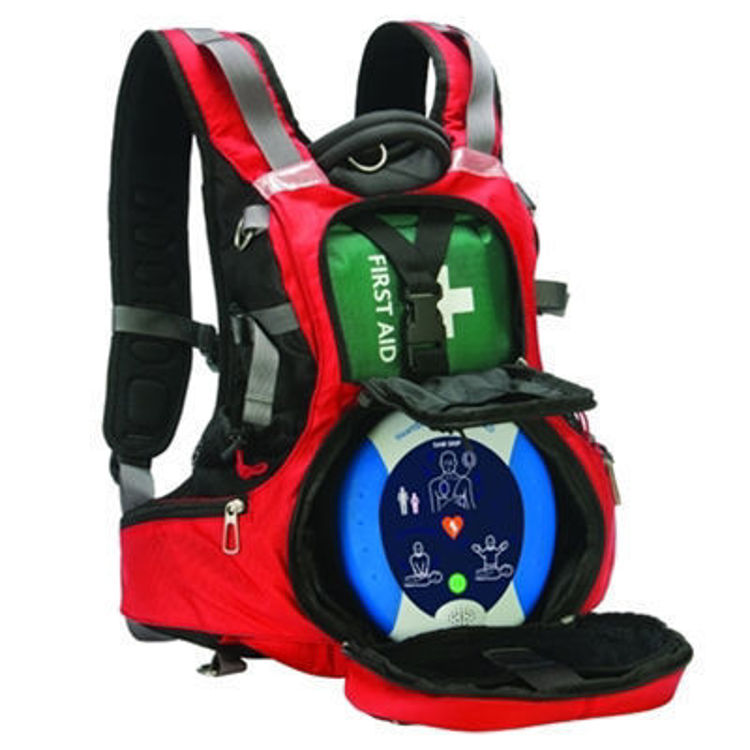 HeartSine AED Rescue Backpack